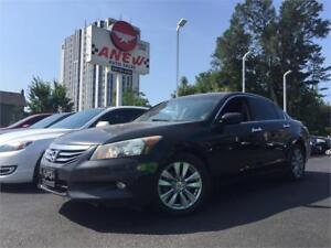 2011 Honda Accord Sedan EX-L LEATHER LOADED