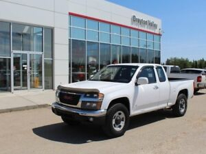 2009 GMC Canyon SLE, 4x4, Extended Cab