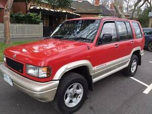 1996 Holden Jackaroo  S/W  7 SEATER   AUTOMATIC  RWC done STKilda Melbourne CBD Melbourne City Preview