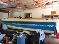 Silverline Boat and Trailer