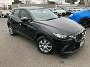 2015 Mazda CX-3 Black Sports Automatic Wagon Heidelberg Heights Banyule Area Preview