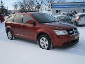 2013 DODGE JOURNEY CANADA VALUE Pkg, SAFETY&WARRANTY $9,450