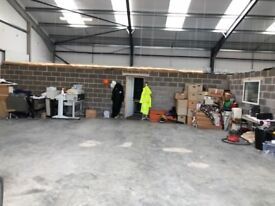 Unit in Farnsfield, Nottinghamshire to rent.