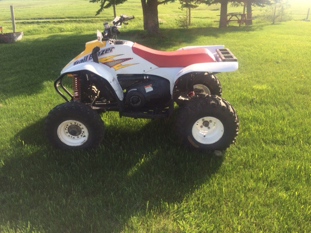 2000 Polaris Trailblazer 250 | ATVs | Lethbridge | Kijiji