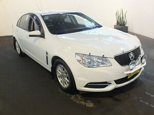 2014 Holden Commodore VF Evoke White 6 Speed Automatic Sedan Clemton Park Canterbury Area Preview