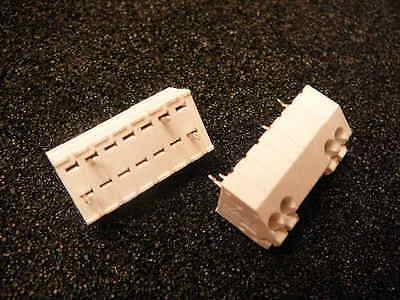 Wago Pcb Terminal Blockstrip Connector 250-002065-000 New Qty.3