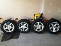 Sumer Tires and Rims