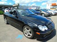 2005 MERCEDES -BENZ CLK 500 CONVERTIBLE