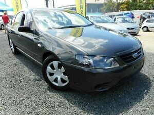 2006 Ford Falcon BF XT Grey 4 Speed Sports Automatic Sedan Yeerongpilly Brisbane South West Preview