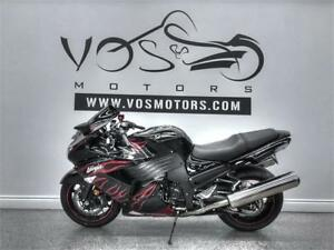 2011 Kawasaki Ninja ZX14R - V2964NP - No Payments For 1 Year**