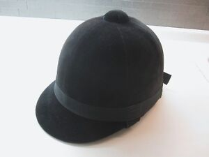 English, Equestrian, Riding Hat, Size 6-7/8