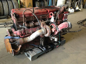 ISX ENGINE FOR PARTS