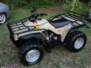 Honda Fourtrax TRX 300 4X4 1995 - Excellente condition