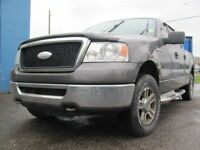 2007 Ford F-150 Pickup Truck ,Crew cab 4 door safety and e test