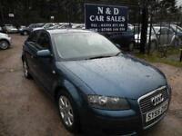 Audi A3 2.0 FSI 2005MY SE