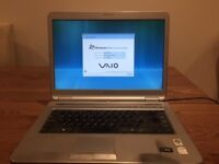 Used Sony VAIO Laptop (VGN-NR21M)