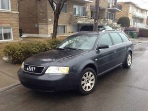 Mags and winter Tires Bridgestone almost new Audi A6 1998-2005