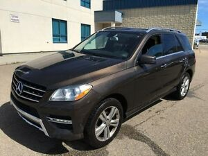 2013 Mercedes-Benz M-Class ML350 BlueTEC All Wh