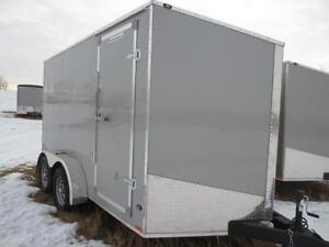 BLOW OUT 7 X 12 STEALTH TITAN, RAMP DOOR, WEDGE & EXTRA HEIGHT