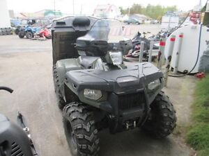2014 POLARIS BIG BOSS 6X6 800 Lac-Saint-Jean Saguenay-Lac-Saint-Jean image 1