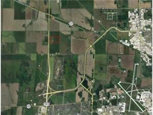 Excellent Investment Opportunity! 65.2 Acres in Centre Port Area