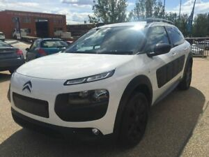 2017 Citroen C4 Cactus E3 MY18 Exclusive White 6 Speed Sports Automatic Wagon Fyshwick South Canberra Preview
