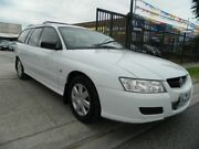 2007 Holden Commodore VZ MY06 Upgrade Executive White 4 Speed Automatic Wagon Williamstown North Hobsons Bay Area Preview