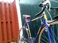 Vintage Raleigh Flyer racing road bike bicycle