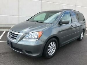 2008 HONDA ODYSSEY 8 PASSENGER | LEATHER|SUNROOF|BACK UP CAMERA|