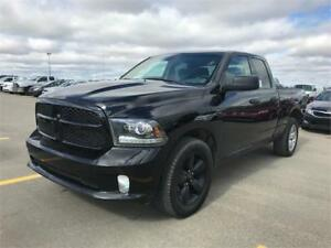 "2014 Ram 1500 Sport Quad 4x4 ~ Black Beauty 20"" Rims $207 B/W"