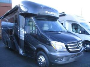 2018 THOR MOTOR COACH SYNERGY SD24*17 (STOCK# 55923)