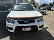 2009 Ford Territory SY Mkii TS AWD White 6 Speed Sports Automatic Wagon Aspley Brisbane North East Preview