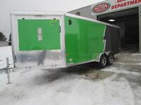 Best bang for you buck on enclosed snowmobile 2015 trailers