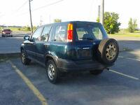 1998 Honda CR-V Wagon