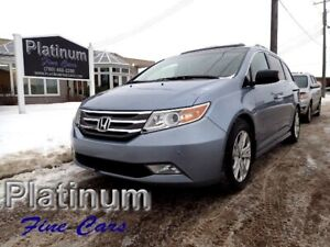 2011 Honda Odyssey Touring - Comes with Extra set of tires and r