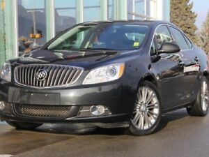 2014 Buick VERANO Leather Package 4dr Sedan