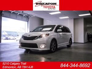 2017 Toyota Sienna TECHNOLOGY PACKAGE