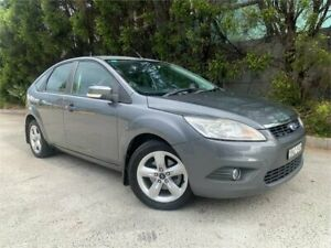 2010 Ford Focus LV LX Grey 4 Speed Automatic Hatchback Strathfield Strathfield Area Preview