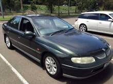 1998 Holden Calais Sedan Lidcombe Auburn Area Preview