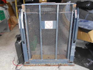 Ricon Wheelchair Lift Personal Use 800lb Capacity