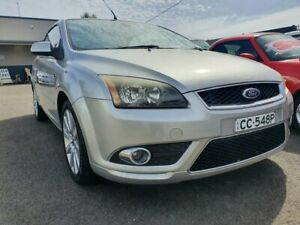 2007 Ford Focus LT Coupe Cabriolet 5 Speed Manual Convertible Morphett Vale Morphett Vale Area Preview