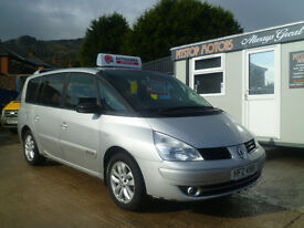 2008 RENAULT GRAND ESPACE DCI 7 SEATTER !! ALL CREDIT/DEBIT CARDS ACCEPTED