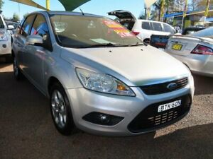 2010 Ford Focus LV LX Silver 5 Speed Manual Hatchback Minchinbury Blacktown Area Preview