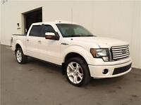 2011 Ford F-150 Limited 6.2L 22'S Power Boards Low Payments!