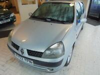 Renault Clio 1.2 16v Extreme 3dr SERVICE HISTORY