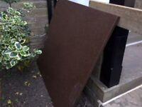 Granite counter top for kitchen island (130cm x 120cm)