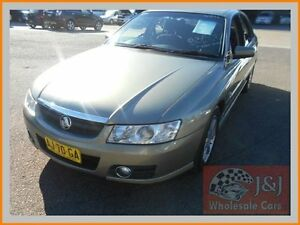 2006 Holden Berlina VZ Grey 4 Speed Automatic Sedan Warwick Farm Liverpool Area Preview