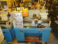EXCEL MODEL XL1220 GAP BED CENTRE LATHE 20 INCH CENTRES DRO