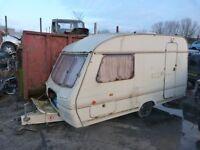 Eccles Topaz Caravan Site Caravan or Garden Shed