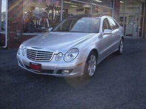 2008 Mercedes E320 bluetech
